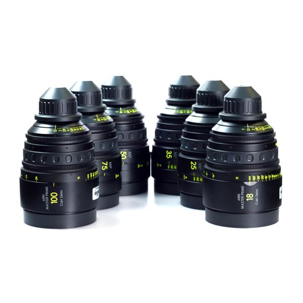 Master Prime Lenses